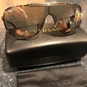 Authentic Versace Aviators